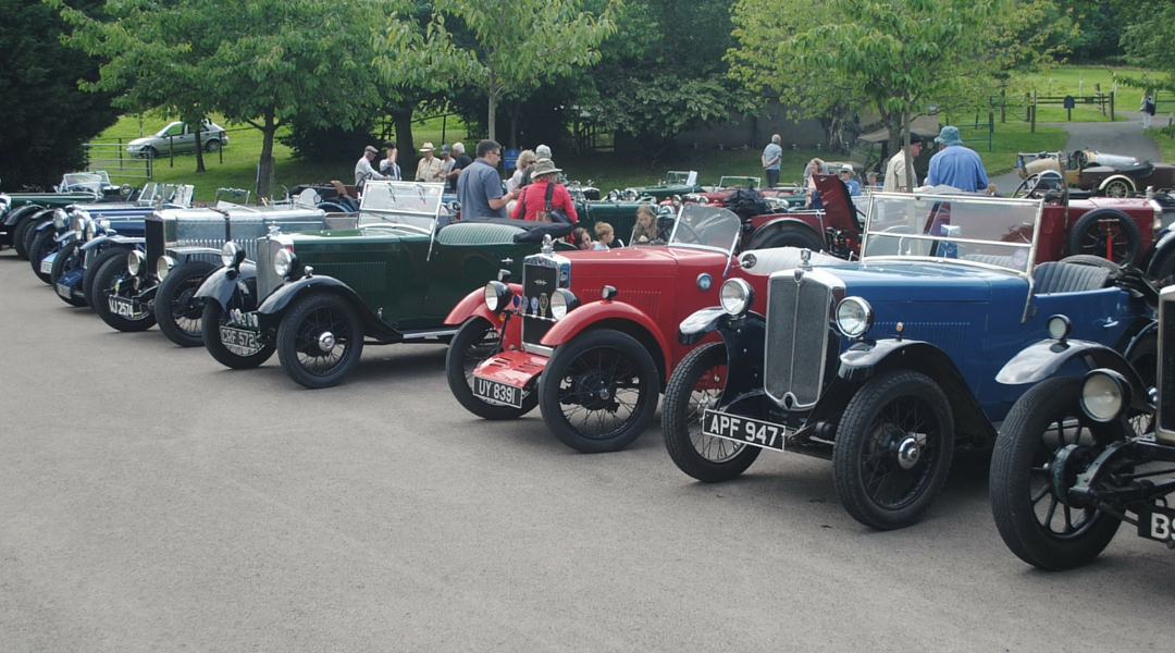 Pre-War Prescott- Saturday 21st July 2018
